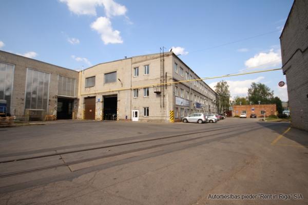 Pārdod ražošanas telpas, Brīvības gatve iela - Attēls 15