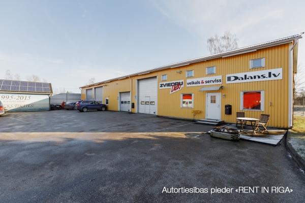 Pārdod noliktavu, Krustpils iela - Attēls 21