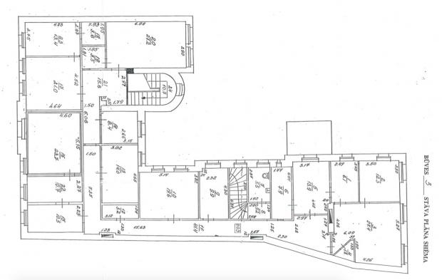 Iznomā biroju, Valdemāra iela - Attēls 42