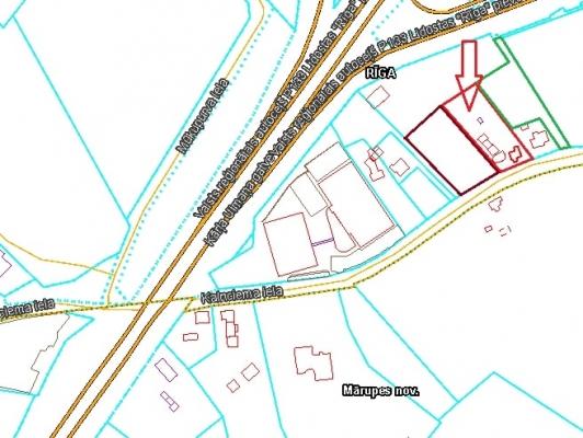 Продают земельный участок, улица Kalnciema - Изображение 7