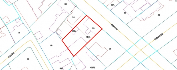 Land plot for sale, Stabu street - Image 2