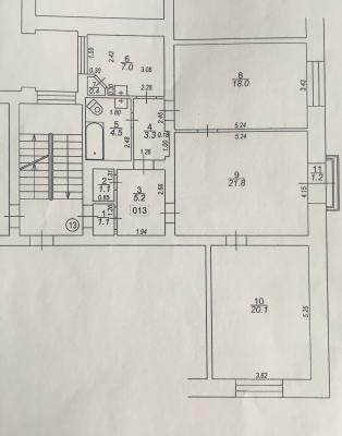 Pārdod dzīvokli, Baltāsbaznīcas iela 44 - Attēls 15