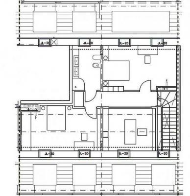 Pārdod dzīvokli, Emīla Melngaiļa iela 2 - Attēls 10
