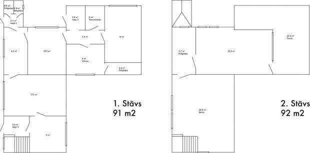 Pārdod māju, Lāceņu iela - Attēls 14