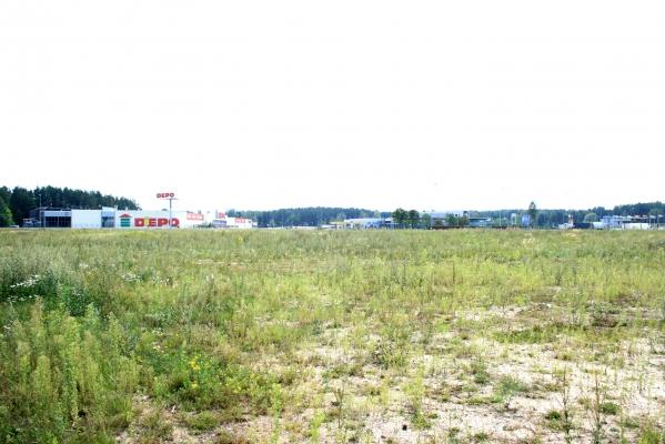 Pārdod zemi, Siguldas šoseja - Attēls 6