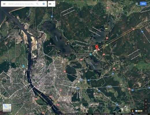 Pārdod zemi, Siguldas šoseja - Attēls 11