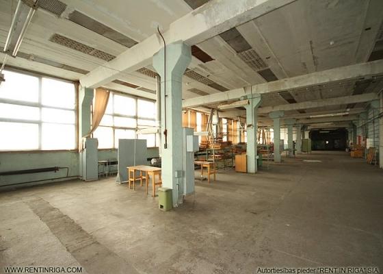 Iznomā ražošanas telpas, Ādažu iela - Attēls 6