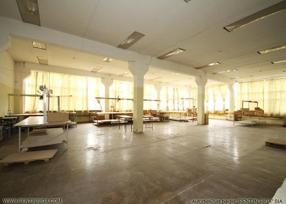 Iznomā ražošanas telpas, Ādažu iela - Attēls 9