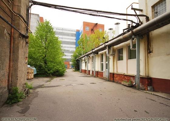 Iznomā ražošanas telpas, Ādažu iela - Attēls 14