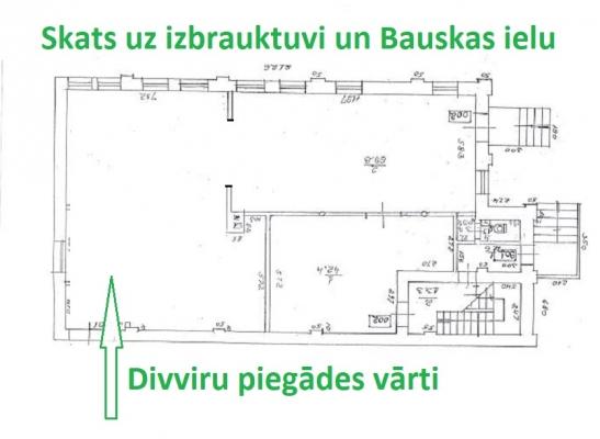 Iznomā noliktavu, Bauskas iela - Attēls 21