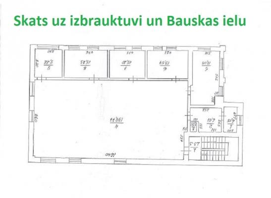 Iznomā noliktavu, Bauskas iela - Attēls 23