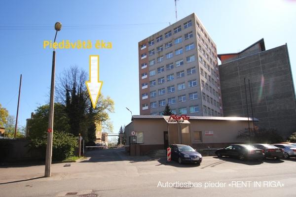 Iznomā noliktavu, Bauskas iela - Attēls 26