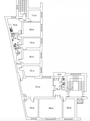 Iznomā biroju, Valdemāra iela - Attēls 15