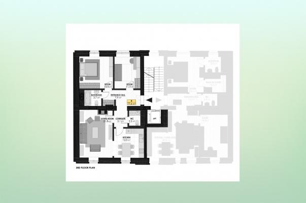 Pārdod dzīvokli, Ogļu iela 32 - Attēls 13