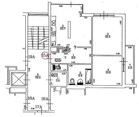 Izīrē dzīvokli, Zolitūdes iela 75 - Attēls 19