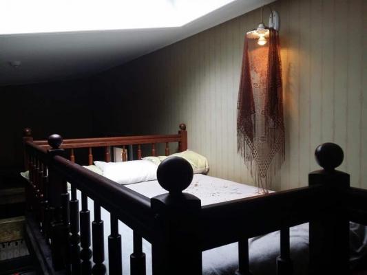 Izīrē māju, Lielbrieži - Attēls 11