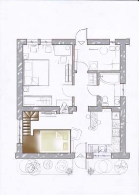 Izīrē māju, Lielbrieži - Attēls 5