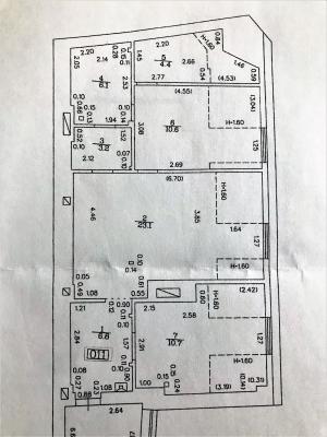 Izīrē dzīvokli, Dzirnavu iela 92 - Attēls 22