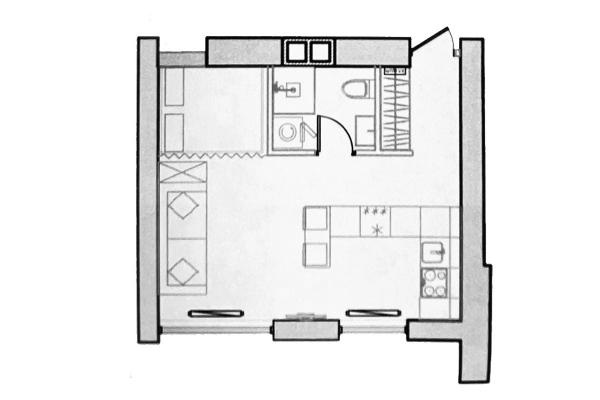 Pārdod dzīvokli, Stabu iela 11 - Attēls 8