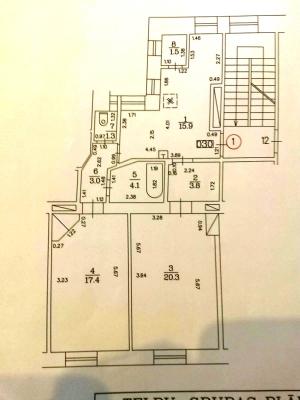 Pārdod dzīvokli, Tērbatas iela 41/43 - Attēls 4