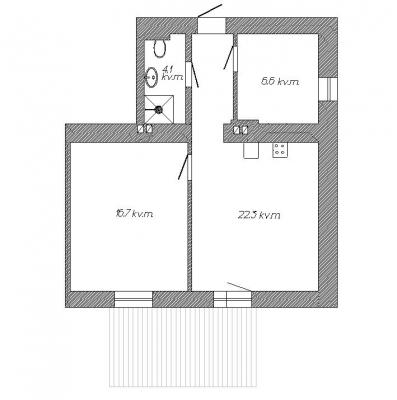 Pārdod dzīvokli, Pāles iela 11 - Attēls 9
