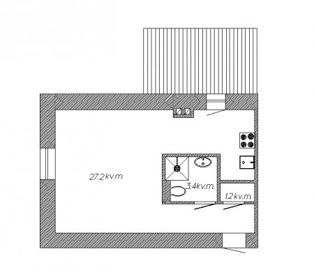 Pārdod dzīvokli, Pāles iela 11 - Attēls 10