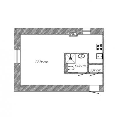 Pārdod dzīvokli, Pāles iela 11 - Attēls 11