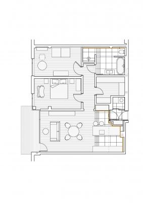 Pārdod dzīvokli, Dzintaru prospekts iela 64 - Attēls 15