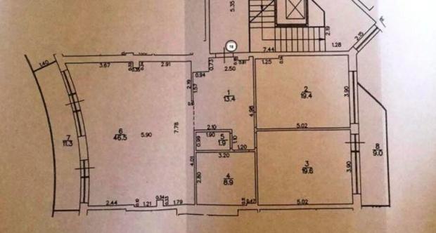 Izīrē dzīvokli, Meža prospekts iela 27 - Attēls 15