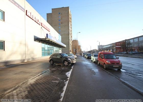 Iznomā tirdzniecības telpas, Maskavas iela - Attēls 1