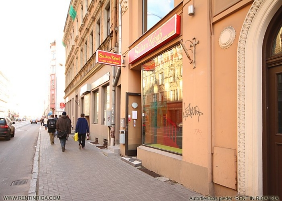 Iznomā tirdzniecības telpas, Barona iela - Attēls 4