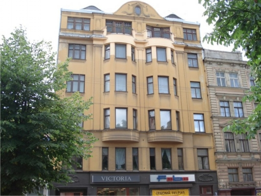 Apartment for sale, Ģertrūdes street 16 - Image 1