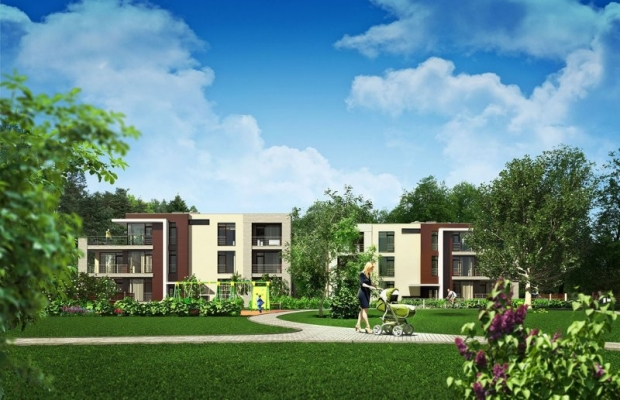 Garden Apartments - Attēls 1