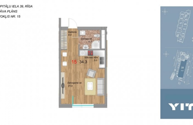 Midtown Apartments - Attēls 6