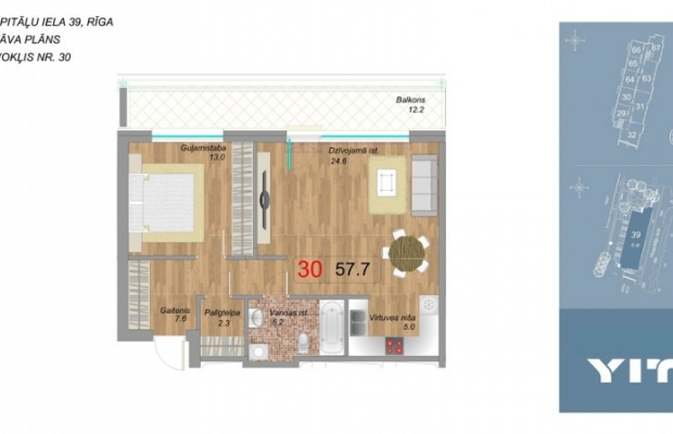 Midtown Apartments - Attēls 10