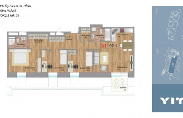 Midtown Apartments - Attēls 11