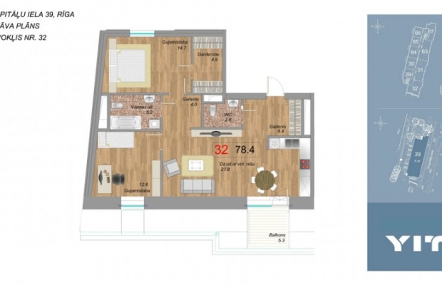 Midtown Apartments - Attēls 12